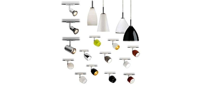 lumexx leuchten f r das proline hochvolt schienensystem. Black Bedroom Furniture Sets. Home Design Ideas