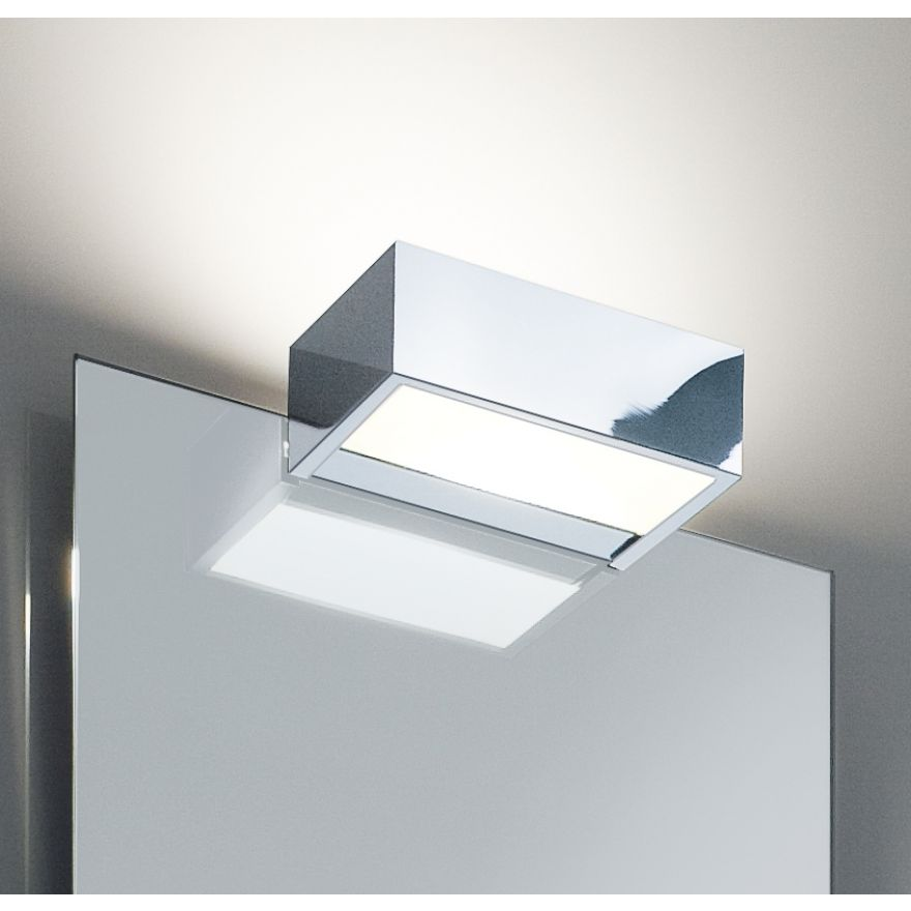 decor walther box 1 15 led spiegelleuchte 417700. Black Bedroom Furniture Sets. Home Design Ideas