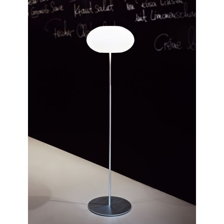 Casablanca Ai11 S172ad Aih Stehlampe In Weiss Mit Dimmer