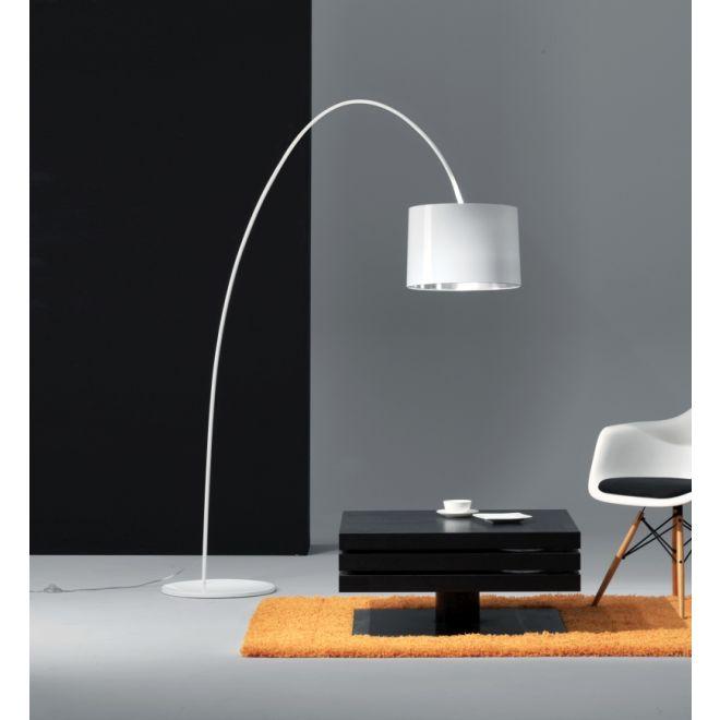 Bogenlampe Weiss