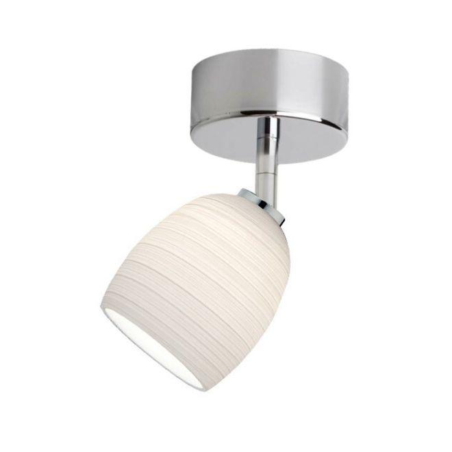 spot naples silber matt glas wei matt gewischt mit deco trafo led. Black Bedroom Furniture Sets. Home Design Ideas